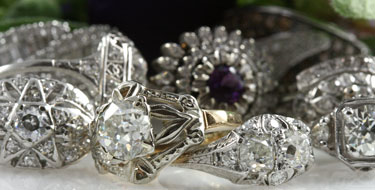 antique wedding ring photos
