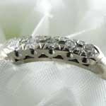 Traditional Vintage Wedding Ring