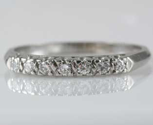 Estate Wedding Ring